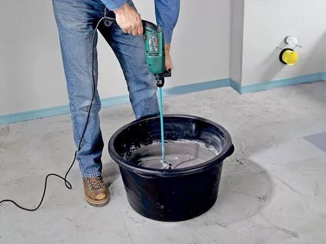 Узнайте как залить наливной пол своими руками пошаговая инструкция