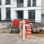 Полусухая стяжка пола в Москве