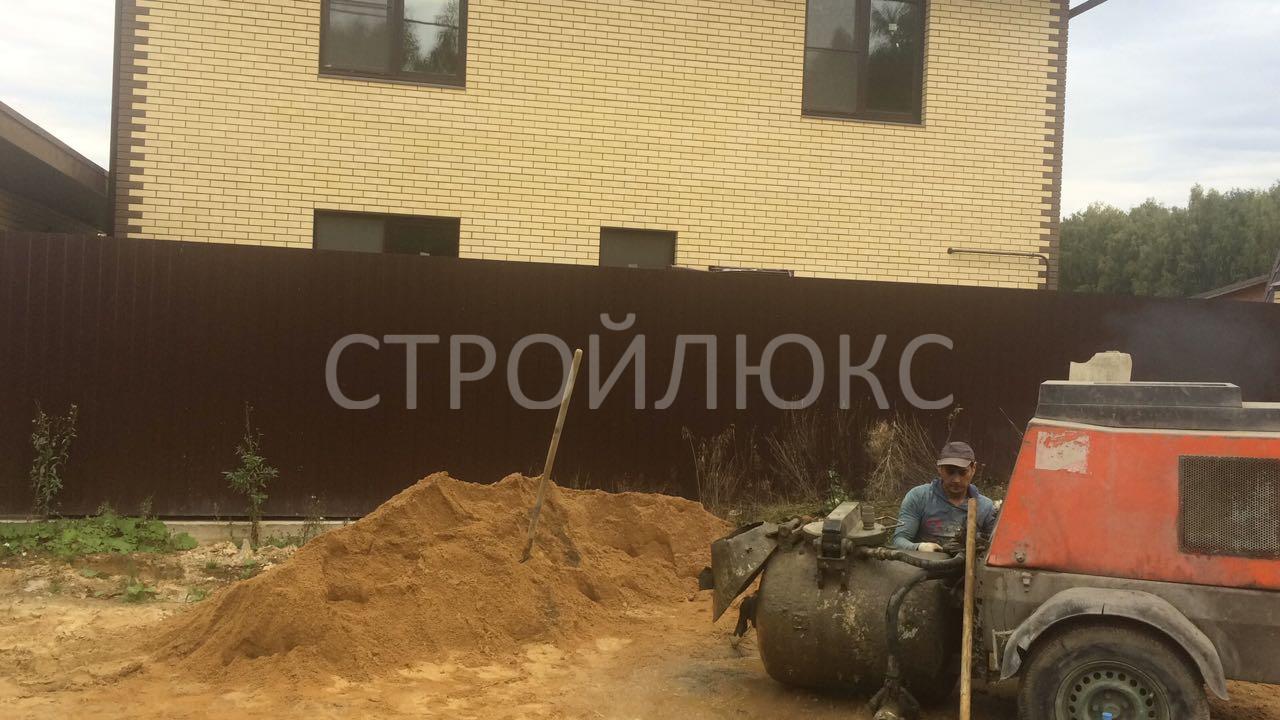 Полусухая стяжка пола в поселении Щаповское