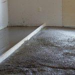 Монтаж и устройство цементно песчаной стяжки пола