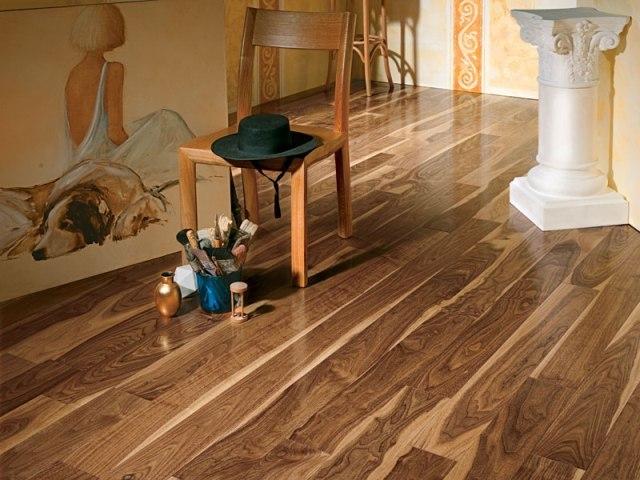 Замена и ремонт деревянных полов