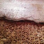 Выравнивание пола керамзитом, преимущества, виды керамзита