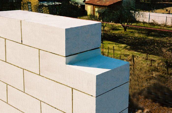 Силикатные блоки для строительства дома