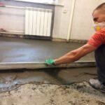 Особенности выполнения цементной стяжки теплого пола своими руками